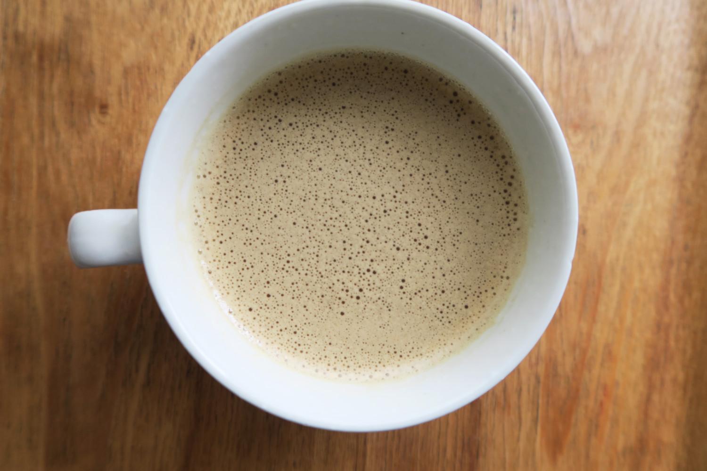 バターコーヒーのイメージ