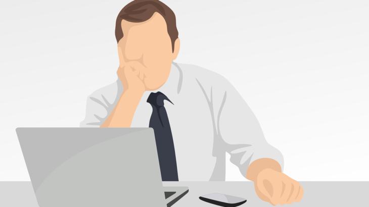 2/3の人が仕事中にネットサーフィン?仕事中の集中力を奪う10個のもの