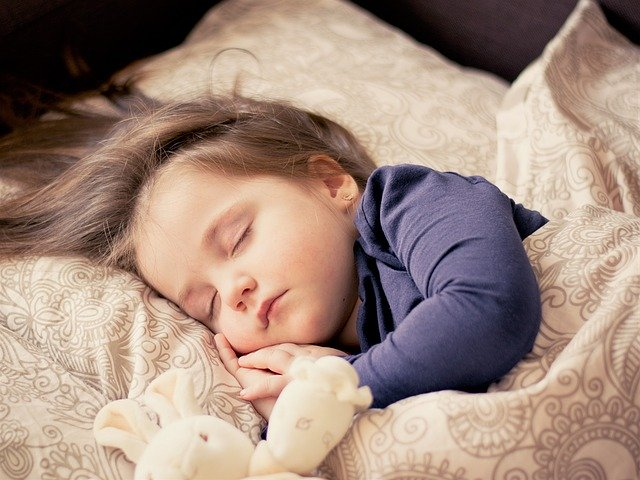 睡眠周期のイメージ