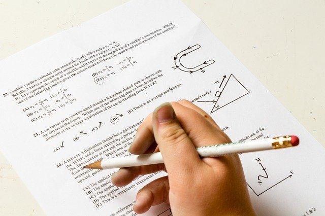 資格試験のイメージ